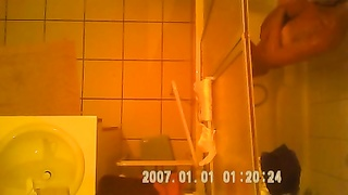 Hidden cam - mummy  soaping Thumb