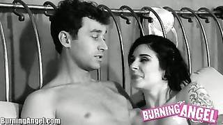 burning Angel James Deen and Joanna Fuckenstein scare Porn Thumb
