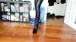 Catsuit and x treme boots Thumb
