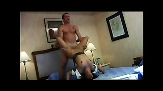 FRENCH PORN 20 anal invasion stunner old mom mummy  threeome double penetration Thumb