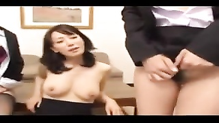 Japanese switch roles  group sex 13 Thumb