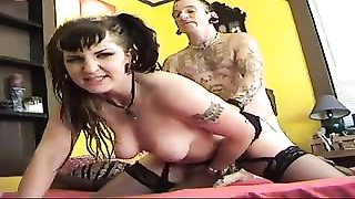 Rodger Lodgepole penetrates Ruby suck Doggystyle Thumb