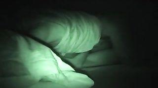 Homemade mutual masturbation and sex (nightvision) Thumb