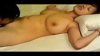 asian lady with big titties! Thumb