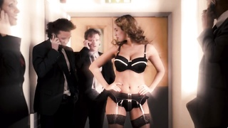 Kelly Brook luxurious thong Slow-Mo (HD) Thumb