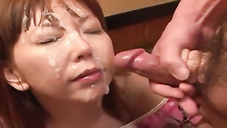Japanese nice girls cum shot cumpilation Thumb