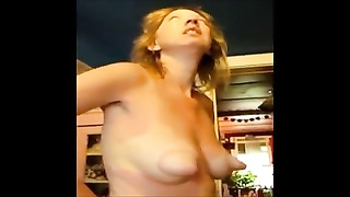 Pumped Milky tits Thumb