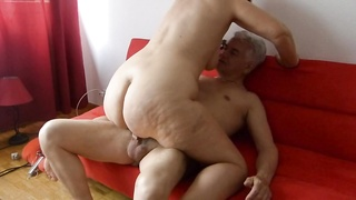 steamy pulverize with SwissMature Thumb