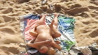 Hidden Cam Beach Thumb