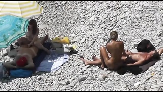 Beach sex Voyeur 4 DR3 Thumb