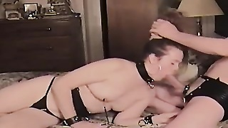 submissive cuffed  suckers Thumb