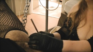 Metal Urethral Sounding dick by My MISTRESS Thumb