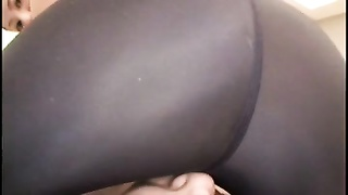jizz shots Spandex Assjob (Part #2) Thumb