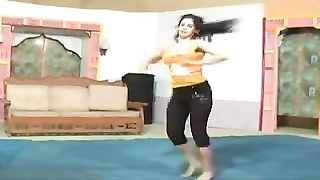 Mujra Dancer three Thumb