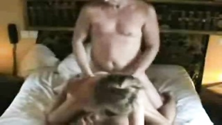 French inexperienced 3some Thumb