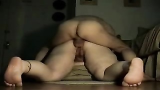 Bbw caboose  cleaning and penetrating Thumb