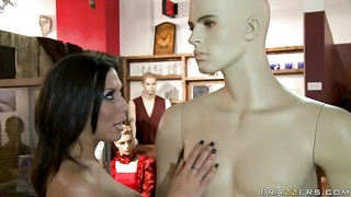 super hot Porn star drills At expressionless A hook-up  Shop Thumb