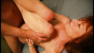 Quentin Gives Scarlet a Creampie! Thumb