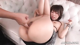 chinese mom Junna Kogima penetrated and creampied Thumb