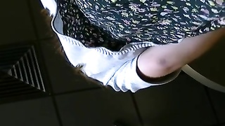 youthfull  teenager with mom then yam-sized bbw college lady Thumb