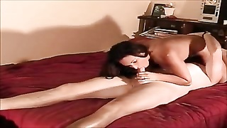 amateur curvy wife creampied on genuine homemade Thumb