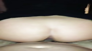 Homemade amature milf big butt bouncing Thumb