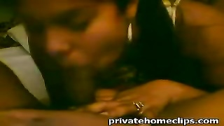 ebony blowjob in homemade movie Thumb