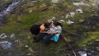 big-boobed Milf-Reality in the Spanish Mountains Thumb