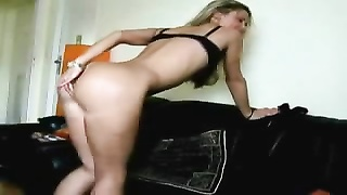 Serbian nasty housewife ravaging very hardly with her husband Thumb
