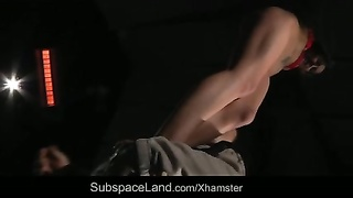 Romanian whore slave sobs  and screams of pain and horror Thumb