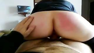 Lia Portuguese wife spanking bootie share two Thumb