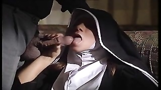 acquire this Italian Nun taking ass fucking Thumb
