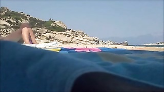 naturist  greek beach Thumb