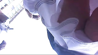 Greek Upskirt compilation 7 Thumb