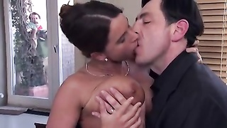 German milf gets ass-fuck  from her hubby Thumb