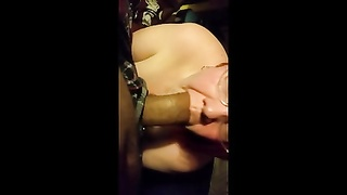 BBW deep throating BBC Thumb