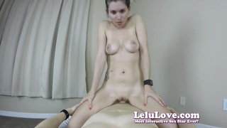 Lelu Love-Riding You Until I get Your Creampie Thumb