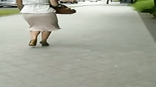 impartial #95 natty female in skirt and high heels Thumb