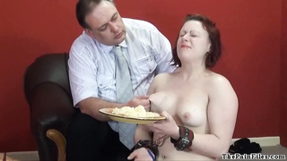 revolting food humiliation and merciless home discipline Thumb
