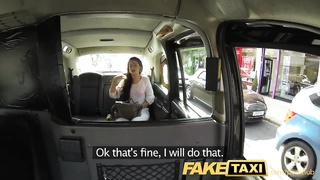 FakeTaxi - youthful teen Round arse Thumb