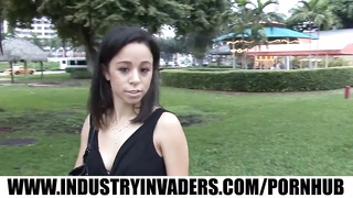 Industry Invaders- limited latina teenage  with Bubble donk Thumb