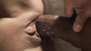 fuckin' moist cunny up shut with large rod and cum shot Thumb