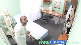 FakeHospital Patient believes she has a viral disease Thumb