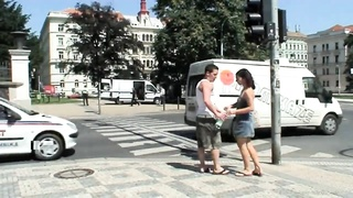 czech inexperienced public sex Thumb