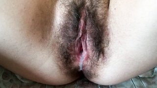 creampied wooly cunny Thumb