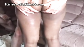 Indian housewife banged by two white studs Thumb