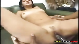 cute Indian anal torn up Thumb