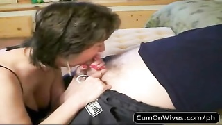 amateur oral jobs  and cumshots compilation - only homemade stuff! Thumb