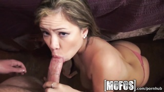 Mofos - lovers makes a sextape for fun Thumb