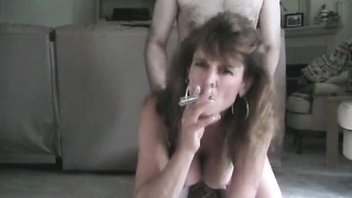 steamy Mom milf rear end  Style Smoking hook-up Thumb